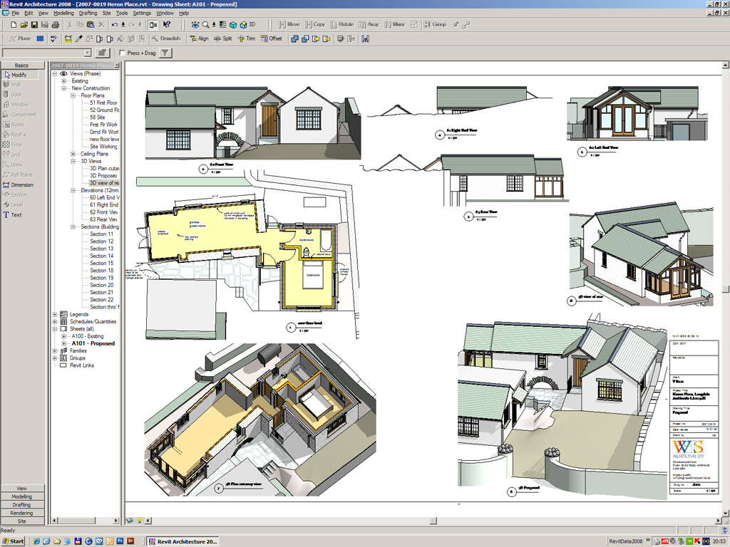 Lake District Architect Autodesk Revit Resources Index Page