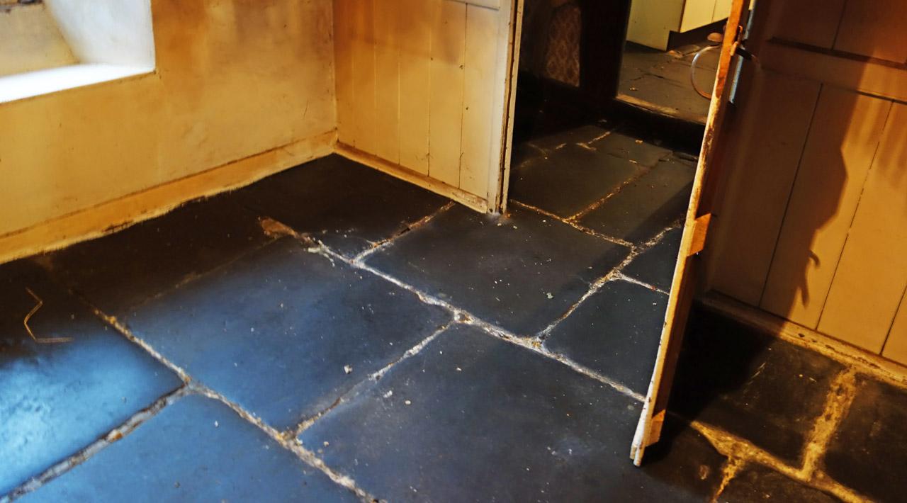 Cottage renovations william sutherland lake district architect slate flagged floors doublecrazyfo Images