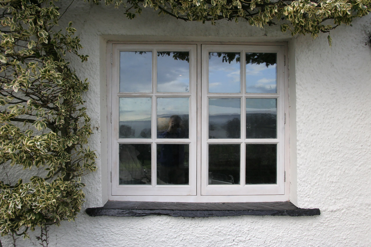 Single Casement Window : Local details william sutherland lake district architect