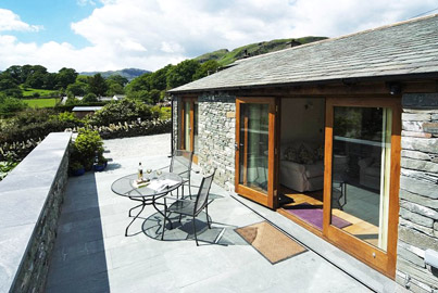 Kennel to cottage conversion Little Langdale